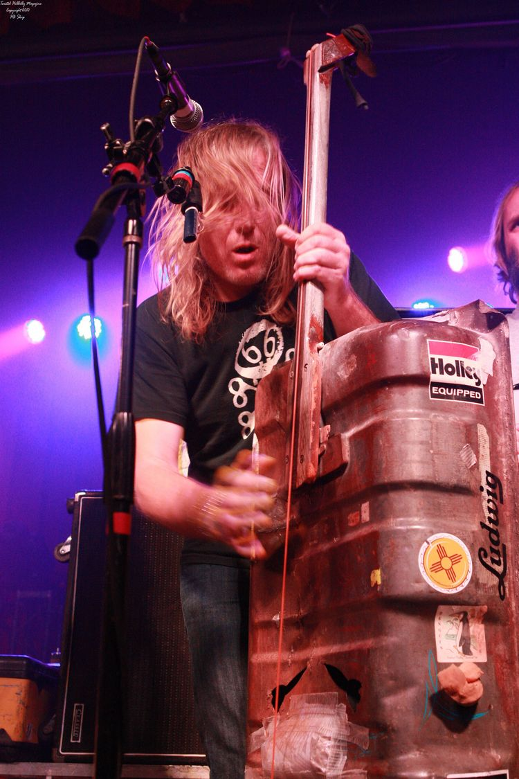 Gas Tank Gut Bucket Upright Bass | Split Lip Rayfield ...